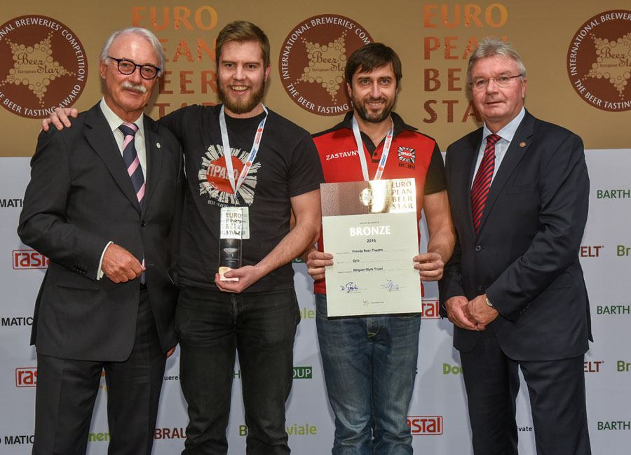 European Beer Star Award 2016